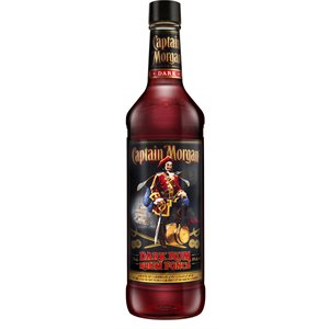Captain Morgan Dark / Fonce 750ml
