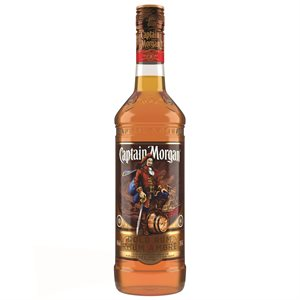 Captain Morgan Gold / Ambre 750ml