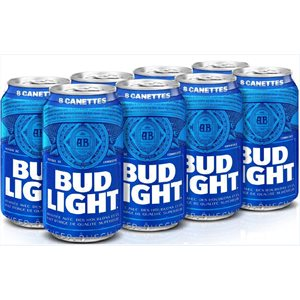 Bud Light 8 C