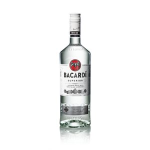 Bacardi Carta Blanca 1140ml