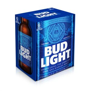 Bud Light 6 B