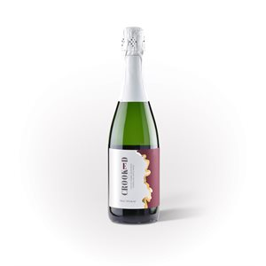 Crooked Sparkling Apple Wine 750ml