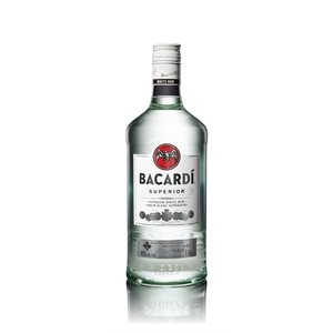 Bacardi Carta Blanca 1750ml