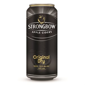 Strongbow Dry Cider 500ml