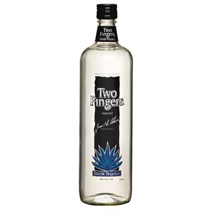 Two Fingers Silver 750ml