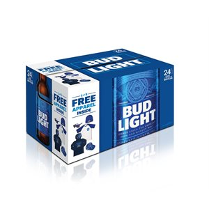 Bud Light 24 B