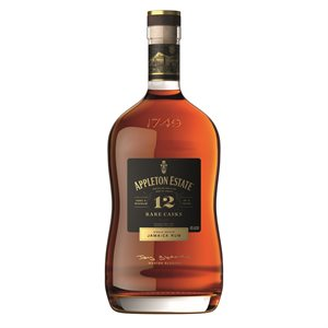 Appleton Estate Rare Blend 12YO 750ml