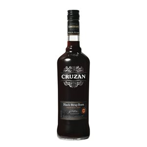 Cruzan Black Strap 750ml