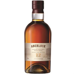 Aberlour 12YO Double Cask Single Malt 750ml