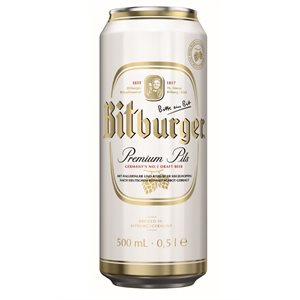 Bitburger Premium 500ml