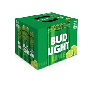 Bud Light Lime 12 C