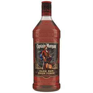 Captain Morgan Dark / Fonce 1750ml