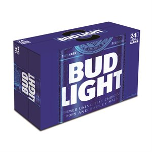Bud Light 24 C