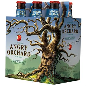 Angry Orchard Crisp Apple 6 B