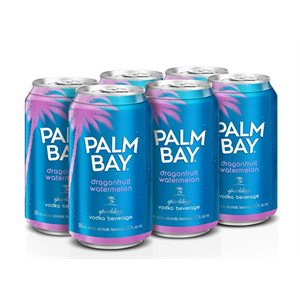 Palm Bay Dragonfruit Watermelon Breeze 6 C