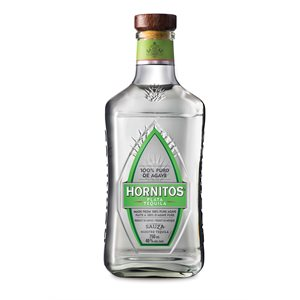Hornitos Plata 750ml