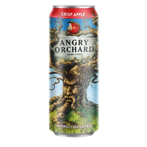 Angry Orchard Crisp Apple 473ml