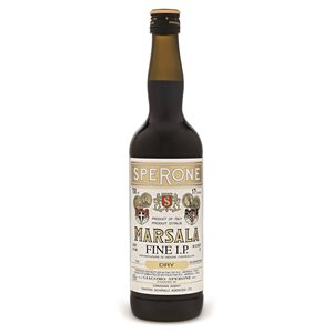 Sperone Marsala Fine DOC Dry 750ml