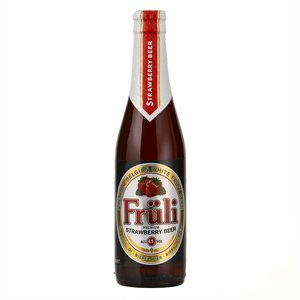 Fruli Strawberry White 330ml