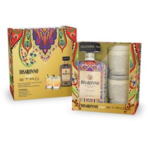 Disaronno Limited Edition Designer Gift Pack 750ml