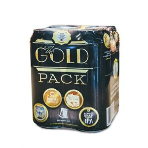 PEI Brewing Gold Medal Pack 4 C