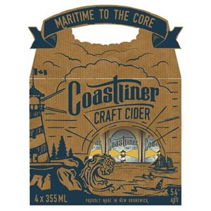 Coastliner Craft Cider 4 B