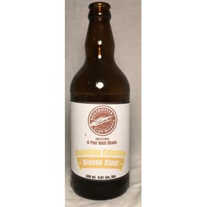 Bogtrotter Stumbling Chipmunk Blonde Stout 500ml