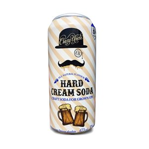 Crazy Uncle Hard Cream Soda 473ml