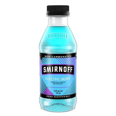 Smirnoff Electric Berry PET 473ml