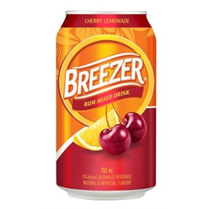 Breezer Cherry Lemonade 6 C
