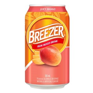 Breezer Juicy Mango 6 C