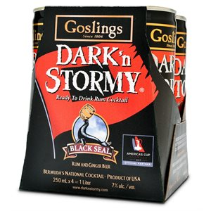 Goslings Dark 'n Stormy Cocktail 4 C