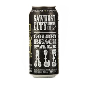 Sawdust City Golden Beach Session IPA 473ml