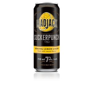 Mad Jack Suckerpunch Lemon 710ml