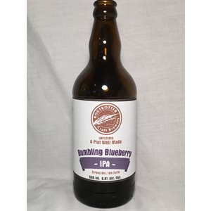 Bogtrotter Bumbling Blueberry IPA 500ml