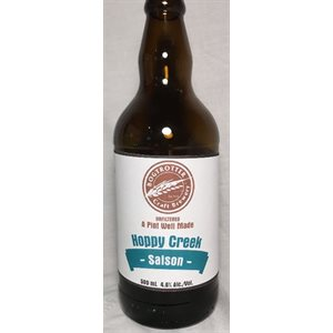 Bogtrotter Hoppy Creek Saison 500ml