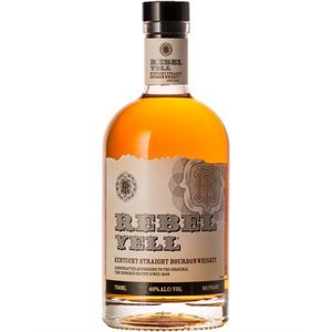 Rebel Yell Kentucky Straight Bourbon 750ml