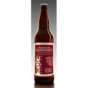 Epic Brewing Brainless on Raspberries 650ml