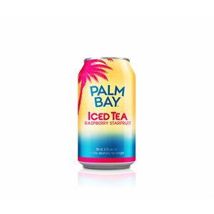 Palm Bay Tropical Iced Tea Raspberry Starfruit 6 C