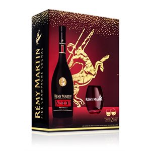 Remy Martin VSOP Gift Pack 750ml