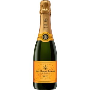 VCP Brut Yellow Label Champagne 375 ml