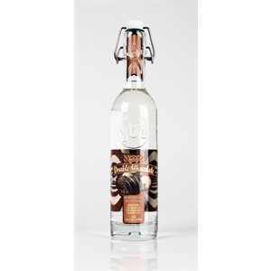 360 Double Chocolate Vodka 375ml