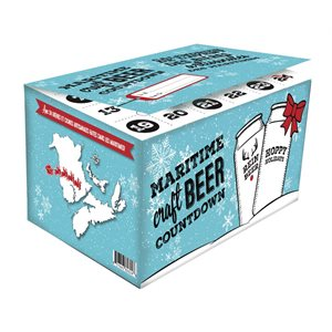 Maritime Craft Beer Box 24 B
