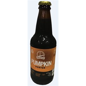 Bridge Brewing Pumpkin Porter 355ml