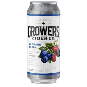 Growers Wild Berry Cider 473ml