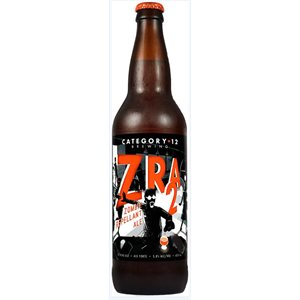 Category 12 Zombie Repellant Ale 650ml