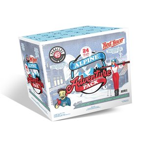 Red Racer Winter Wonder Adventure Pack 24 B
