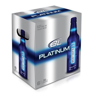 Bud Light Platinum 6 B