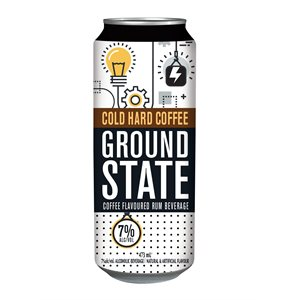 Ground State Cold Hard Coffee 473ml