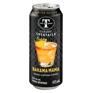 Mr and Mrs T's Bahama Mama 473ml
